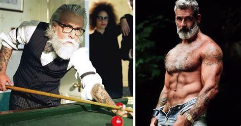 Handsome Guys Who Redefine Your Concept Older Men