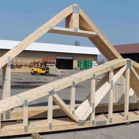 roof truss manufacturing zeeland lumber supply