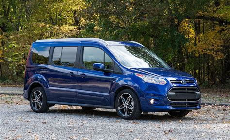 ford transit wagon quick take 2016 ford transit connect wagon review car