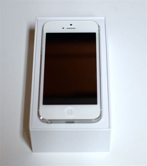 iphone 5 white white 32 gb iphone 5 unboxing