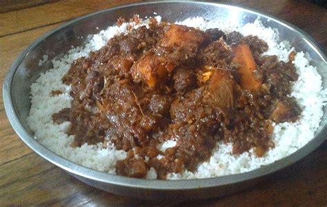 recette de cuisine senegalaise recette du thiou viande ou poisson