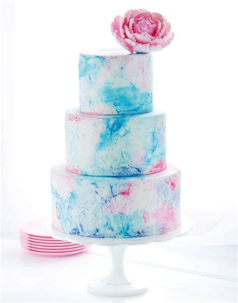 water color cake watercolor graffiti cake 183 extract from the sweetapolita