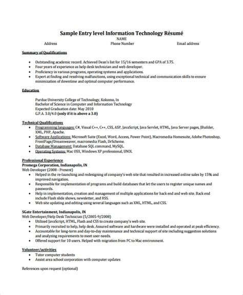 help desk technician resume template 8 free documents download in pdf word