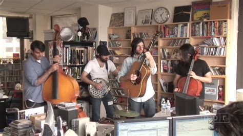 Avett Brothers Tiny Desk by True Sadness Album Inspiration Found Npr S Tiny
