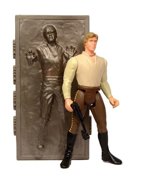 Han Solo in Carbonite • Collection • Star Wars Universe