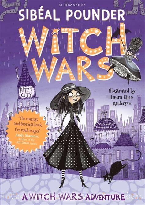 Witch Wars: Tom Fletcher Book Club 2017 title (Witch Wars ...