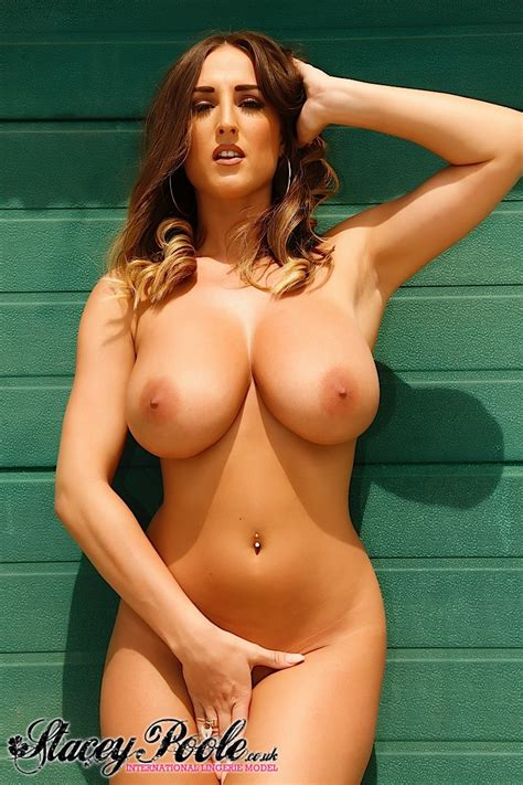 Stacey Poole Naked Huge Boobs Sexy Photos Lucky Desire