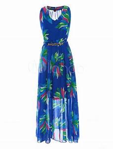 robe maxi en chiffon imprime fleuri avec ceinture a col v With affiche chambre bébé avec sweat imprimé fleuri femme