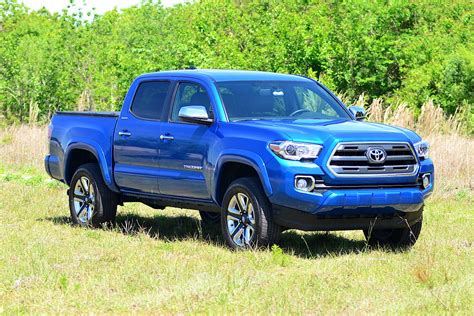 2016 Chevrolet Colorado Vs. Toyota Tacoma