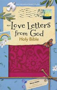 nirv love letters from god holy bible hardcover w With letters to god bible