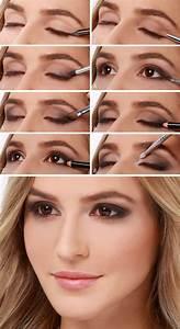 Eyeliner Für Anfänger : smokey eyes schminken f r braune augen anleitung f r anf nger beauty makeup beauty in 2019 ~ Frokenaadalensverden.com Haus und Dekorationen