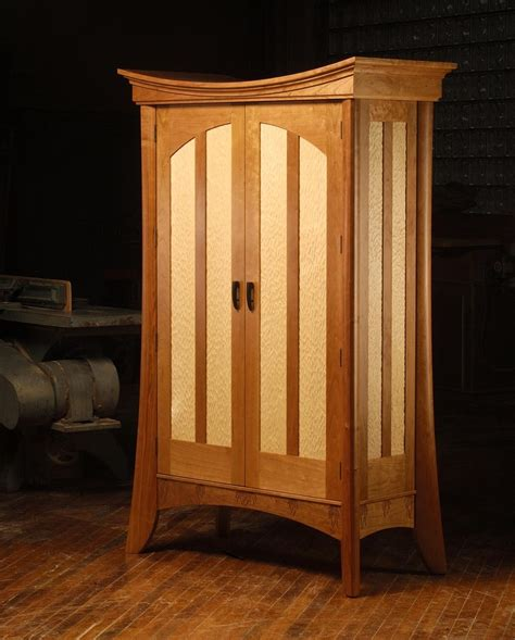 Prayer Cabinet by Custom Made Cherry And Maple Prayer Shawl Cabinet By Neal