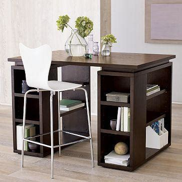 modular tall desk set west elm