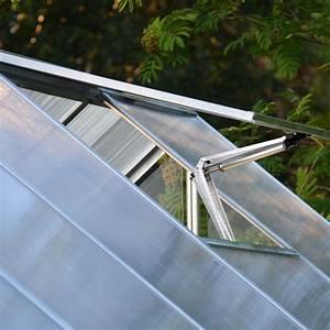 Ouverture De Toit : ouverture automatique de toit pour serre en polycarbonate ~ Melissatoandfro.com Idées de Décoration