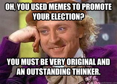 Voting Memes - election memes image memes at relatably com