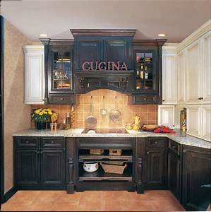 23, Beautiful, Kitchen, Designs, With, Black, Cabinets
