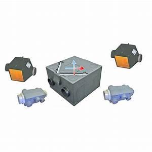 vmc maison amazing principe vmc doubleflux with vmc With comment purifier l air d une maison