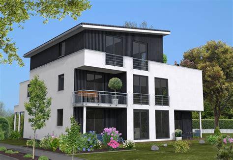 Haus Mit Dachterrasse by Fertighaus Vom Architekten Geplant