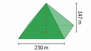 Höhe Von Pyramide Berechnen : volumen einer pyramide berechnen touchdown mathe ~ Themetempest.com Abrechnung