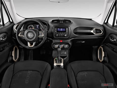 jeep renegade interior 2016 jeep renegade prices reviews and pictures u s news