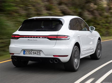 The macan range includes many variants, including the macan, macan s, macan s diesel, macan gts and the macan turbo. Porsche Macan Turbo (2019) - picture 150 of 227