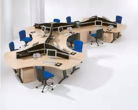 Office Space Furniture Layout