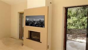 Installer Une Cheminée : installation d 39 une chemin e frontale pegomas cheminee ~ Premium-room.com Idées de Décoration