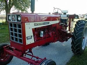Farmall Tractor 666 Tractor For Sale