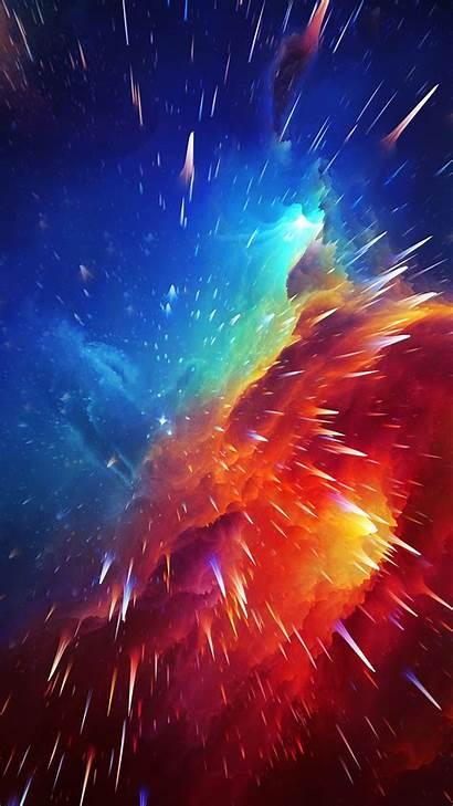 4k Nebula Mobile Ultra Waves Wallpapers Phone