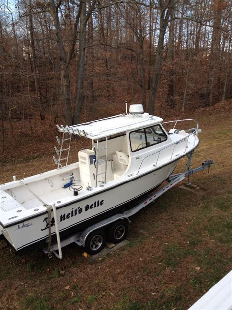 Judge Yachts Boat Trader by Judge Yachts 27 Chesapeake The Hull Boating And
