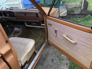 1979 Datsun 620 Pickup Orange Rwd Manual