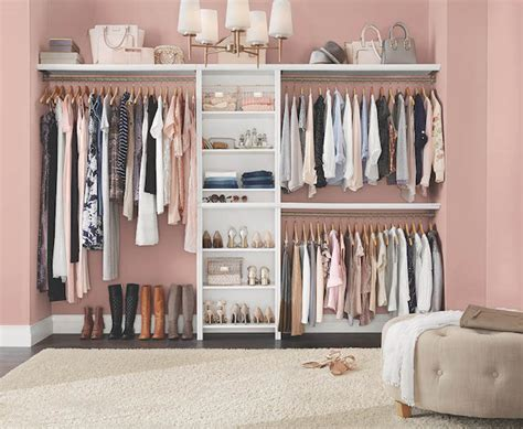 Closet Organization Services by Custom Shelving Closet Installation At The Home Depot