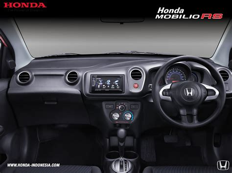 honda mobilio rs dashboard