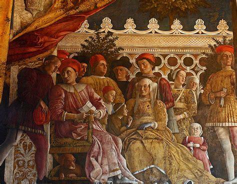 camera degli sposi mantegna andrea mantegna