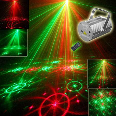 dj laser lights new suny ir remote rg dj laser stage lighting effect laser