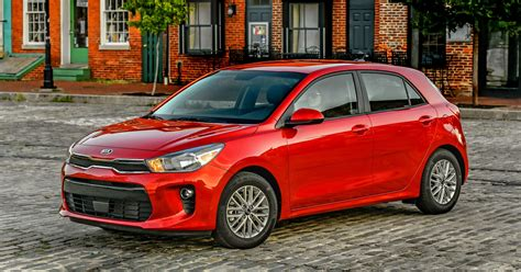 Best Budget-friendly Small Cars Include Kia, Honda And