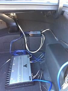 How-to  Aftermarket Subwoofer  U0026 Amp