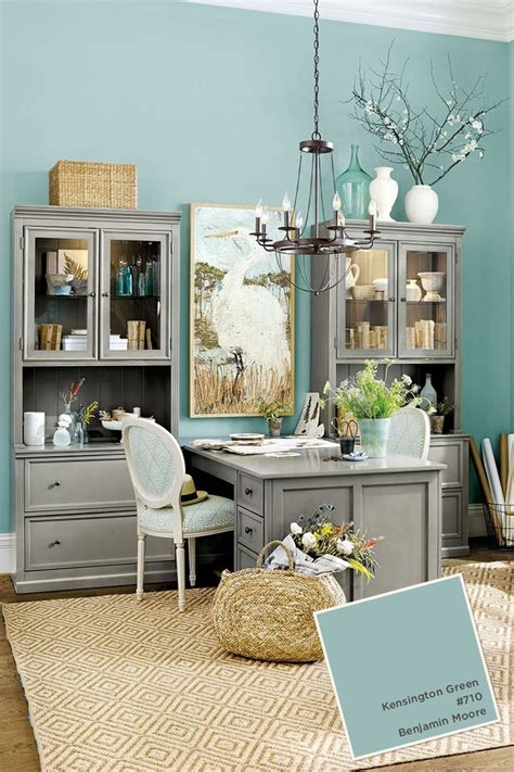 office paint color meanings 15 blue home office designs ideas you ll benjamin office spaces and room