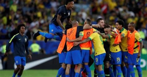 Brazil savladao Peru za devetu titulu prvaka Južne Amerike ...