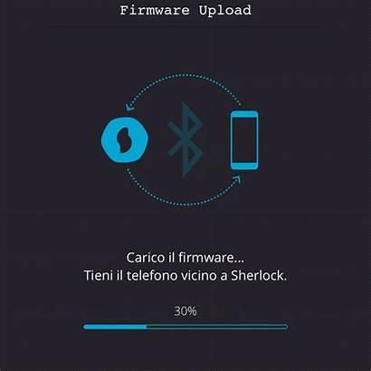 Update Firmware Sherlock App Latest Version Access