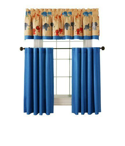 20 Inch Valances by Firefend Thermal Layered Valance 50 Inches By