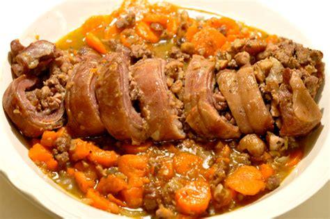 cuisiner poitrine d agneau recette poitrine d 39 agneau à la berrichonne menu by menu