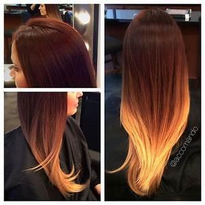 Ombré Hair Auburn : 78 best ideas about deep auburn hair on pinterest dark copper hair auburn red hair and auburn ~ Dode.kayakingforconservation.com Idées de Décoration