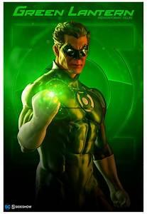 DC COMICS - Green Lantern Hal Jordan Premium Format Figure ...