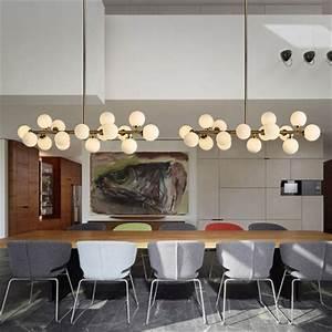 Lampe Salle A Manger : acheter creative or salle manger lustre moderne verre lampe suspendue ~ Teatrodelosmanantiales.com Idées de Décoration