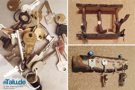 Schlüsselbrett Aus Holz Selber Machen