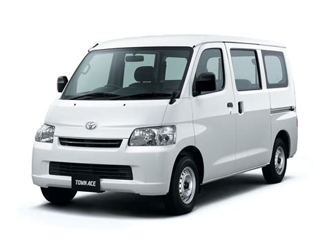Towne Toyota by Toyota Town Ace тойота таун эйс минивэн продажа