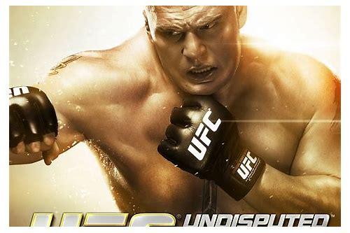 ufc undisputed 2010 psp game download