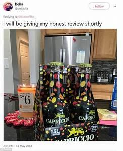 Social media users warn people to avoid bottled sangria ...