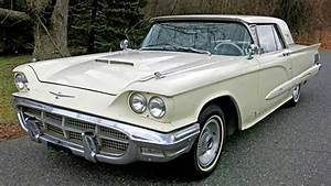 1960 Ford Thunderbird   U0026quot The World U0026 39 S Most Wanted Car U0026quot
